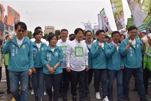 賴清德,卓榮泰,高雄,立委,賴清德辦公室提供