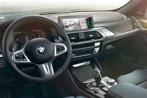 ▲BMW X3/X4。(圖/BMW提供)