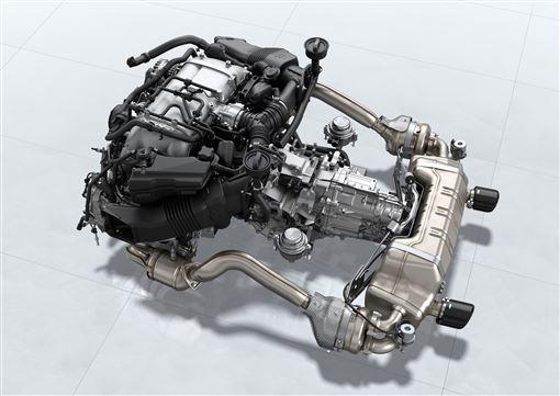 ▲Porsche 718 Cayman GT4。(圖/Porsche提供)
