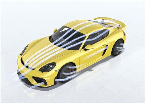 ▲Porsche 718 Spyder。(圖/Porsche提供)