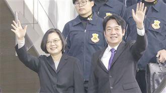 中國進逼 賴:台灣要捍衛主權與民主