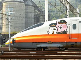 台灣旅行趣 高鐵照片 圖片來源:FB@台灣高鐵