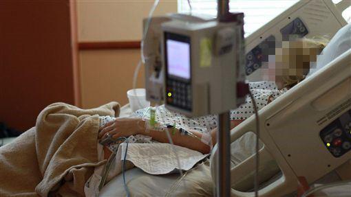 醫院,生病,住院,病患(圖/翻攝自pixabay)