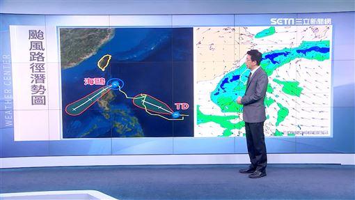 氣象,天氣,颱風,吳德榮,濕冷