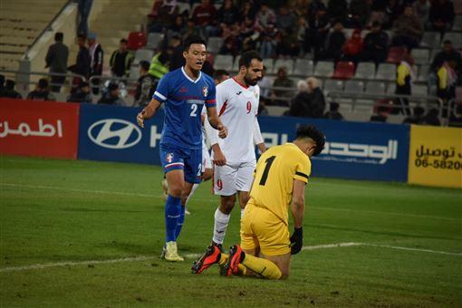 ▲中華男足遠征約旦還是輸球。(圖/足協提供)