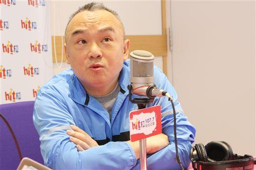 潘恒旭(圖/「Hit Fm《周玉蔻嗆新聞》製作單位提供」)