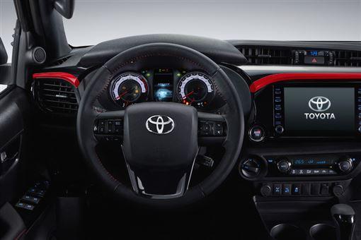 ▲Toyota Hilux V6 GR Sport(圖/翻攝網路)