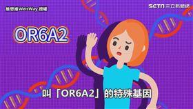▲「OR6A2」這種基因對醛類分子十分敏感。(圖/維思維WeisWay 授權)