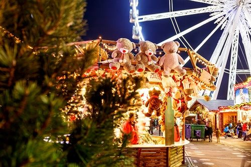 ▲英國倫敦聖誕市集(圖/shutterstock.com)