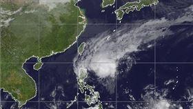 鳳凰路徑大修!改東部外海北上 氣象局:明早可能發海警 圖翻攝自CIMSS