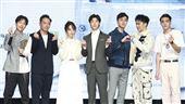 《想見你》首映會主演柯佳嬿、許光漢等出席。(圖/記者林士傑攝影)