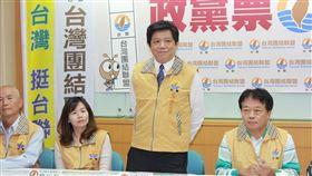 台聯不分區曝光!潘建志列第一 嗆藍綠不分區「都是垃圾」 圖翻攝自台灣團結聯盟臉書