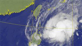 鳳凰颱風(圖/中央氣象局)