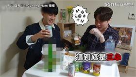 韓國人開箱台灣人氣啤酒 喝到「這個」飆髒話