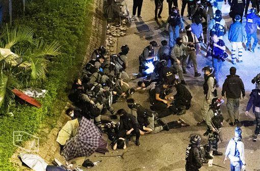 香港反送中抗爭圖/翻攝自Stand News 立場新聞臉書