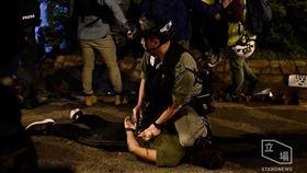 香港反送中抗爭 圖/翻攝自Stand News 立場新聞臉書