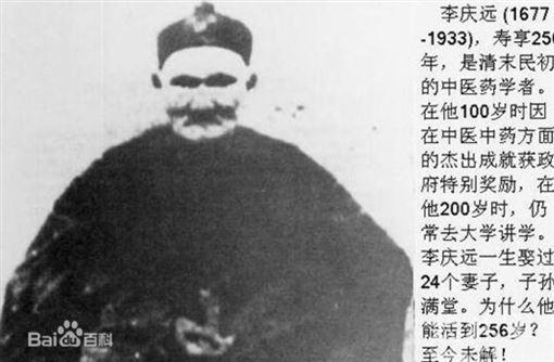 ▲李慶遠(圖/翻攝自百度百科)