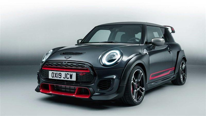 總算登場了 Mini發表有史以來最強性能車型