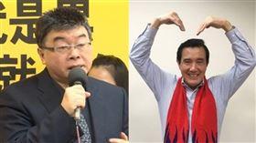 邱毅、馬英九(組合圖/資料照)