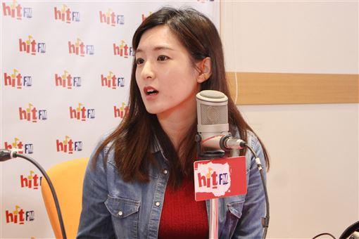 何庭歡 圖/Hit Fm《羅友志嗆新聞》製作單位提供