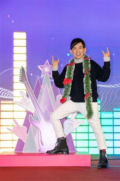 新北歡樂耶誕城/TVBS提供