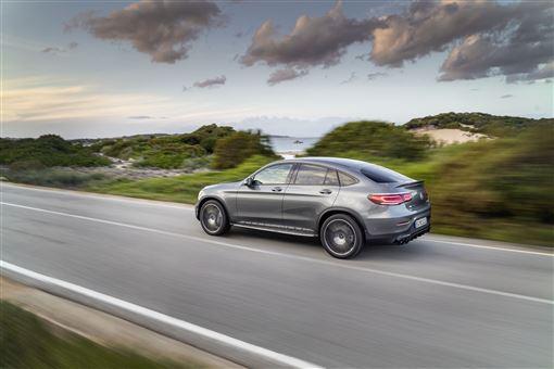 ▲The new GLC家族。(圖/Mercedes-Benz提供)