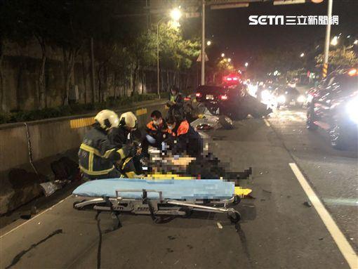 台北,萬華,車禍,賠償,500萬