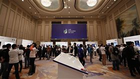 LINE,開發者大會,落幕,史上最多,台灣工程師,參與(圖/中央社)