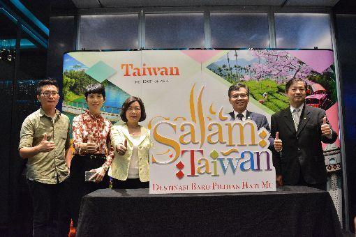觀光局,馬國業者,合作,推廣,穆斯林,遊台灣(圖/交通部觀光局駐吉隆坡辦事處提供)中央社