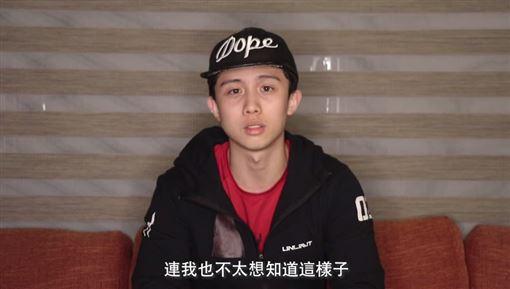 孫安佐說明米砂墮胎風波(圖/翻攝自YouTube)