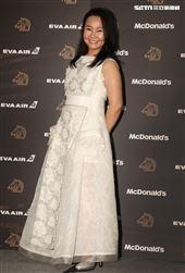 入圍金馬獎最佳女主角呂雪鳳。(記者邱榮吉/攝影)