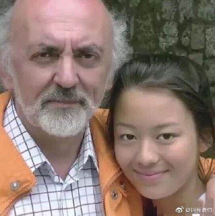 郎朗,吉娜愛麗絲/微博