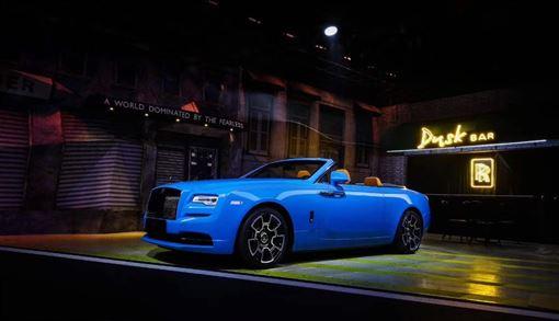 ▲Rolls-Royce Cullinan Black Badge。(圖/Rolls-Royce提供)