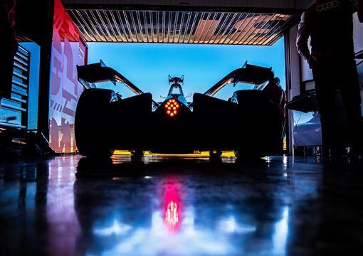▲Audi e-tron FE06電動方程式賽車。(圖/Audi提供)