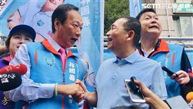 郭台銘 林國春 侯友宜 記者林恩如攝影