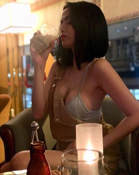水滴奶,正妹,加西婭,性感,模特兒