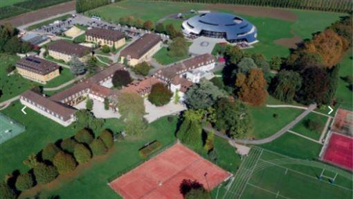 瑞士,羅西學院,貴族學校,Institut Le Rosey(圖/翻攝官網)