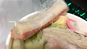 火鍋,晚餐,湯,外帶,爆怨公社,蟹肉棒,蛋(圖/翻攝自爆怨公社)