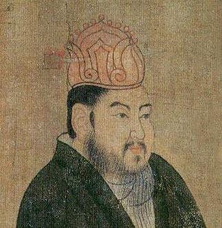 漢靈帝 翻攝自維基百科
