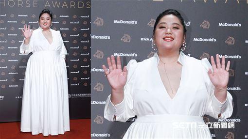 金馬獎紅毯最美女星 記者邱榮吉、林士傑、林聖凱攝影