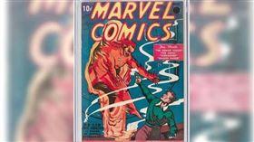 電影,美國,漫威,拍賣,Heritage Auctions,Marvel,漫畫,超人,蝙蝠俠,DC, 圖/翻攝自推特