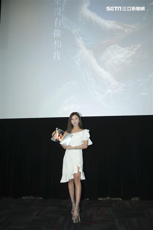 女神曹媛媛燒400萬圓夢來真的 七年初戀真實故事寫入歌照片提供:子城娛樂
