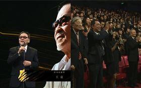 第56屆金馬獎/澎恰恰、楊貴媚擔任頒獎人/終身成就獎/王童導演。