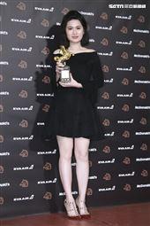 金馬56得獎最佳劇情短片朱凱濙《紅棗薏米花生》。(圖/記者邱榮吉、林士傑、林聖凱攝影)