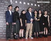 金馬56得獎最佳動畫短片《金魚》。(圖/記者邱榮吉、林士傑、林聖凱攝影)