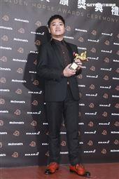 金馬56得獎最佳原著劇本楊修華《幻土》。(圖/記者邱榮吉、林士傑、林聖凱攝影)