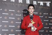 金馬56得獎最佳男配角劉冠廷《陽光普照》。(圖/記者邱榮吉、林士傑、林聖凱攝影)