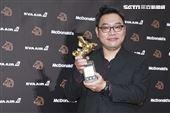 金馬56得獎最佳剪輯賴秀雄《陽光普照》。(圖/記者邱榮吉、林士傑、林聖凱攝影)