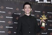 金馬56得獎最佳新導演徐漢強《返校》。(圖/記者邱榮吉、林士傑、林聖凱攝影)