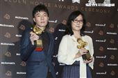 金馬56得獎最佳原創電影歌曲光明之日《返校》。(圖/記者邱榮吉、林士傑、林聖凱攝影)